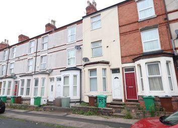 3 bed terraced house for sale in Gladstone Street, Nottingham NG7