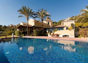 Thumbnail 4 bed villa for sale in La Zagaleta, Benahavís, Málaga, Andalusia, Spain