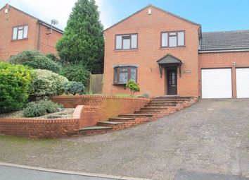 Thumbnail 4 bed detached house for sale in Hanbury Road, Droitwich, Worcestertshire