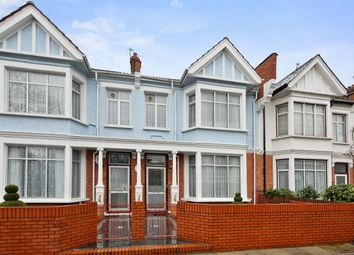 Thumbnail 5 bed terraced house for sale in Wormholt Road, London