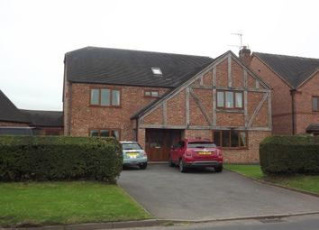 Thumbnail 4 bed property to rent in Haughton, Stafford