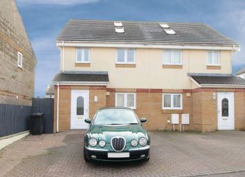 Thumbnail 3 bed semi-detached house for sale in Mason Street, Aberdare, Mid Glamorgan