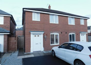 Thumbnail 3 bed semi-detached house to rent in Lucy Baldwin Close, Stourport-On-Severn