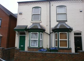 Thumbnail 2 bed end terrace house to rent in Florence Road, Smethwick