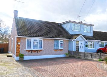 Thumbnail 2 bed bungalow for sale in Greenleas, Benfleet, Essex