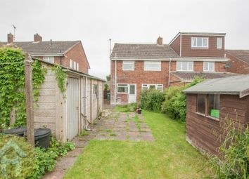 Thumbnail 3 bed semi-detached house for sale in Noredown Way, Royal Wootton Bassett, Swindon