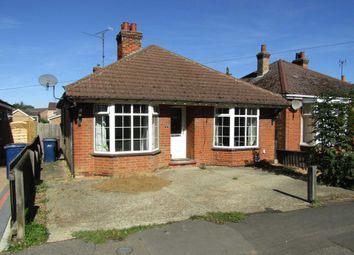Thumbnail 3 bed bungalow for sale in Burrowmoor Road, March