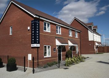 Thumbnail 3 bed detached house for sale in The Pinewood, Greenway Place, Wixams, Bedford