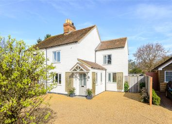 Waterloo Cottages, Hatchet Lane, Winkfield, Windsor SL4. 3 bed semi-detached house