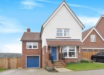 Thumbnail 4 bed detached house for sale in Probyn Close, Kimpton, Hitchin