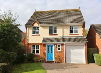 Thumbnail 4 bed detached house for sale in Gunners Park, Bishops Waltham, Southampton