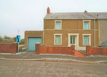 3 bed end terrace house for sale in Heol Llansaint, Llansaint, Kidwelly SA17