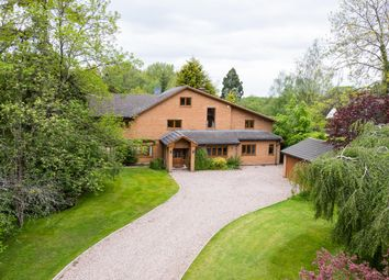 Thumbnail 6 bed detached house for sale in Bates Lane, Tanworth-In-Arden, Solihull, Warwickshire