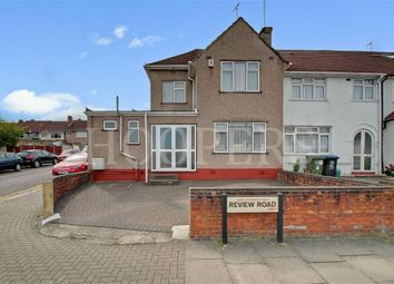 Review Road, London NW2. 3 bed end terrace house for sale