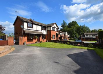 Thumbnail 3 bed semi-detached house for sale in Kingfisher Grove, Burslem, Stoke-On-Trent