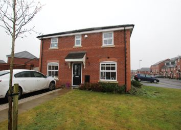 Thumbnail 3 bedroom mews house for sale in Knutshaw Grove, Heywood, Greater Manchester