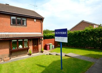 Thumbnail 2 bed semi-detached house for sale in Ivy Spring Close, Wingerworth, Chesterfield