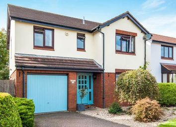 Thumbnail 4 bed detached house for sale in Exmouth, Devon, .