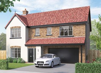 "Thumbnail 4 bed detached house for sale in ""The Westbury"" at Burton Street, Market Harborough"