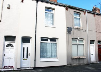 Thumbnail 2 bed terraced house to rent in Harrow Street, Hartlepool