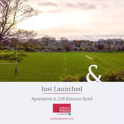 Thumbnail 3 bed flat for sale in Kinnear Road - Pavilion F3, Inverleith, Edinburgh