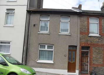 Thumbnail 3 bed terraced house for sale in Percy Road, Ramsgate