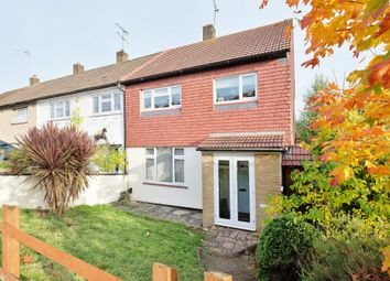 Thumbnail 3 bed end terrace house for sale in Longbury Drive, St. Pauls Cray, Orpington