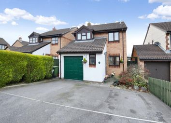 Thumbnail 4 bed detached house for sale in Belmont Close, Kingsteignton, Newton Abbot, Devon