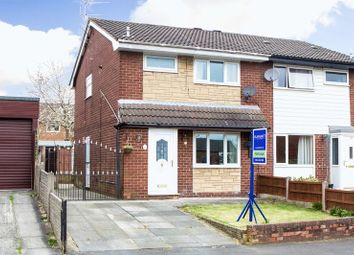 Thumbnail 3 bedroom semi-detached house for sale in Heysham Road, Orrell, Wigan