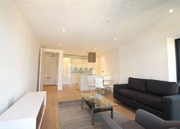 Thumbnail 2 bedroom flat to rent in Horizons Tower, 1 Yabsley Street Canary Wharf, London