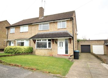 Thumbnail 3 bed semi-detached house for sale in Ellingham Road, Hemel Hempstead Industrial Estate, Hemel Hempstead