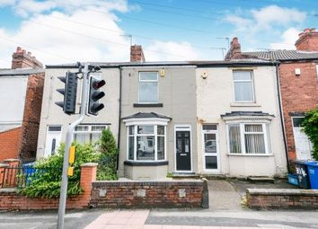 Thumbnail 3 bedroom terraced house for sale in Derby Road, Chesterfield, Derbyshire