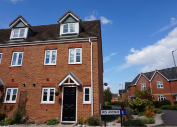 3 bed end terrace house for sale in Iris Avenue, Nuneaton CV10