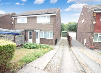 Thumbnail 2 bed semi-detached house for sale in Ludlow Avenue, Garforth, Leeds