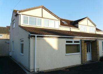 Thumbnail 1 bedroom flat for sale in Glaston Road, Street