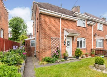 Thumbnail 3 bed end terrace house for sale in Portal Road, Winchester