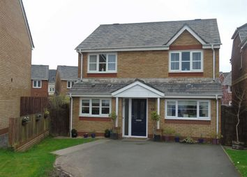 Thumbnail 4 bed detached house for sale in Ger Y Nant, Parc Brynheulog, Swansea