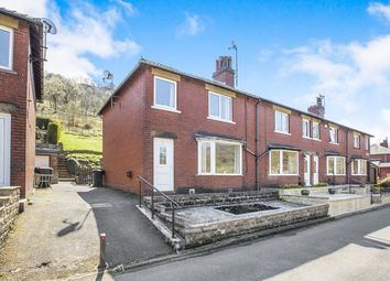 Thumbnail 3 bed terraced house for sale in Stubbing Brink, Hebden Bridge