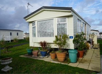 Thumbnail 2 bed mobile/park home for sale in The Elm, Mersea Island Holiday Park, Fen Lane, West Mersea.