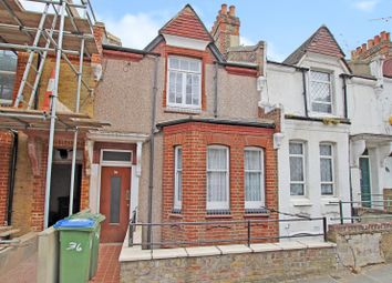 Thumbnail 3 bed terraced house for sale in Vicarage Park, Plumstead