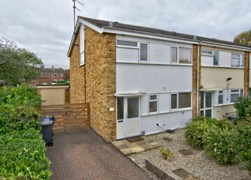 Thumbnail 3 bed end terrace house to rent in Chelwood Road, Cherry Hinton, Cambridge