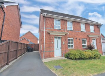 Thumbnail 3 bed semi-detached house for sale in Beech Drive, Thornton