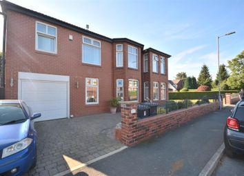 Thumbnail 5 bed detached house for sale in Highfield Road, Prestwich, Manchester