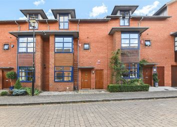Thumbnail 3 bed terraced house to rent in Silchester Place, Winchester, Hampshire