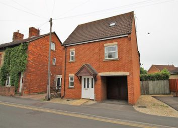 Thumbnail 3 bed detached house for sale in Ermin Street, Stratton, Swindon