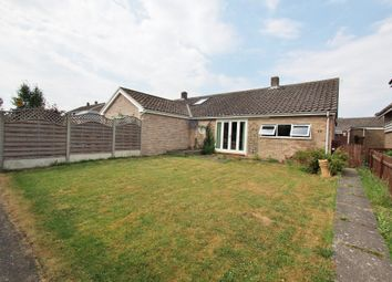 Thumbnail 2 bed semi-detached bungalow to rent in Orchard Way, Wymondham