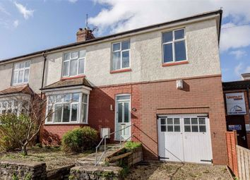 Thumbnail 4 bed semi-detached house for sale in Cairns Road, Redland, Bristol