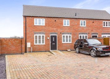 Thumbnail 1 bed semi-detached house to rent in Sharnford Mews, Sharnford, Hinckley