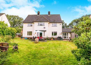 Thumbnail 4 bed detached house for sale in Park Crescent, Park Hall, Oswestry