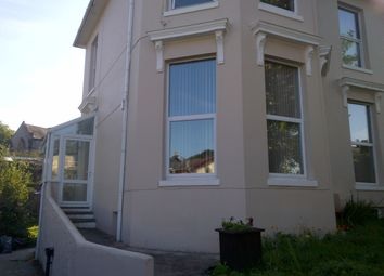 Thumbnail 1 bed flat to rent in Bridge Road, Torquay